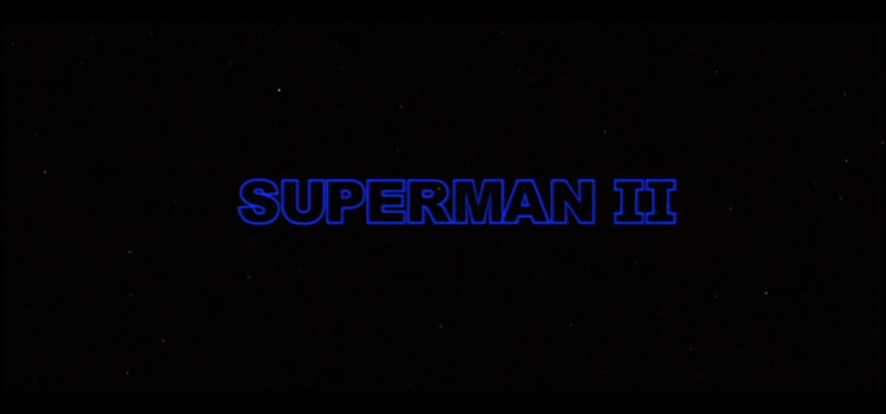 Superman II The Richard Donner Cut Wiki