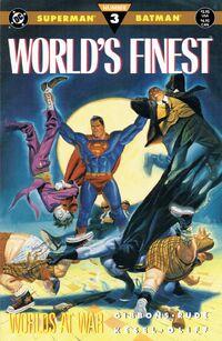 Superman Batman-Worlds Finest3 Worlds at War