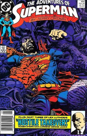 Adventures of Superman 454