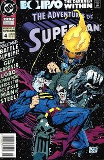 The Adventures of Superman Annual 4