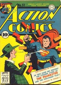 Action Comics Issue 51