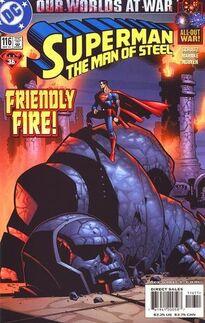 Superman Man of Steel 116