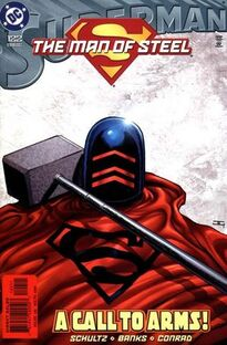 Superman Man of Steel 122