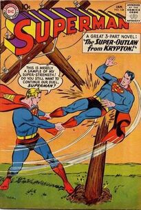Superman Vol 1 134