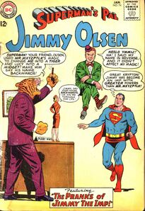 Supermans Pal Jimmy Olsen 074