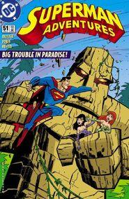 Superman Adventures 51