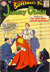 Supermans Pal Jimmy Olsen 028