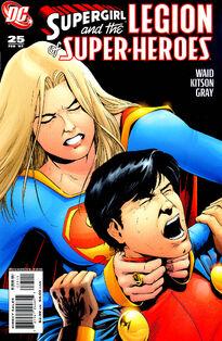 Supergirl Legion 25