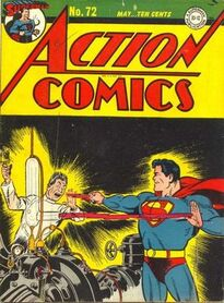 Action Comics Issue 72