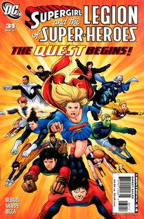 Supergirl Legion 31