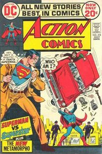 Action Comics Issue 414