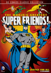 Superfriends dvd target cover
