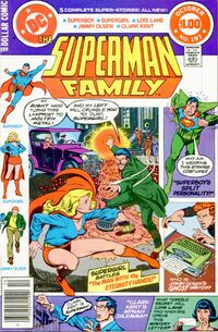 Superman Family 197