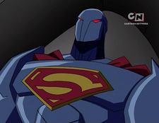 Superman Robot