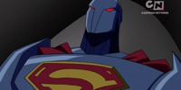 Superman Robot (The Batman)