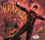 Tactile Telekinesis new 52