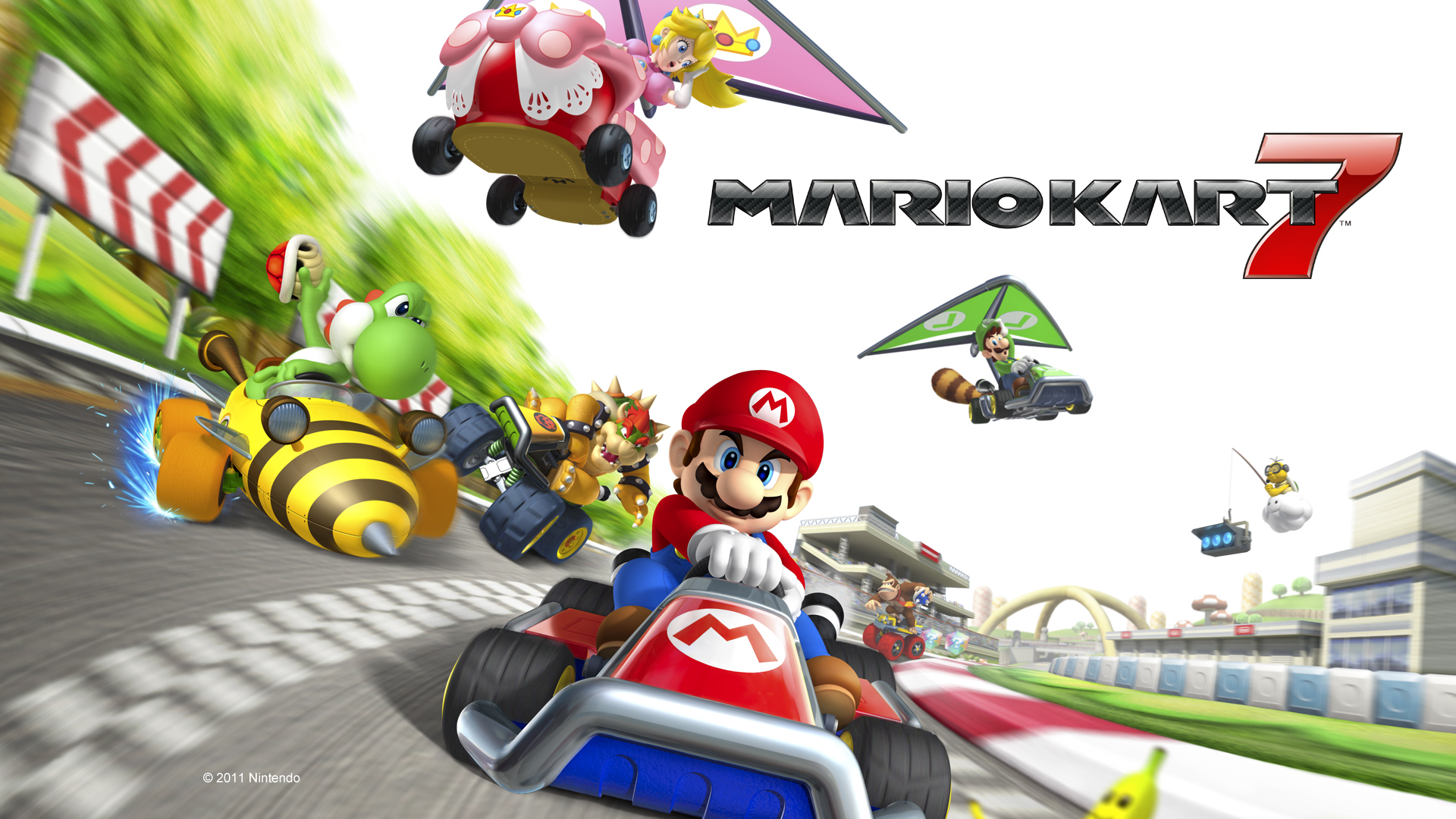 mario kart 7 mario wiki fandom powered by wikia. Black Bedroom Furniture Sets. Home Design Ideas