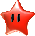 red mario galaxy stars - photo #17