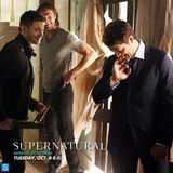Season 9 - New BTS Promotional Photo with Jensen, Jared and Misha