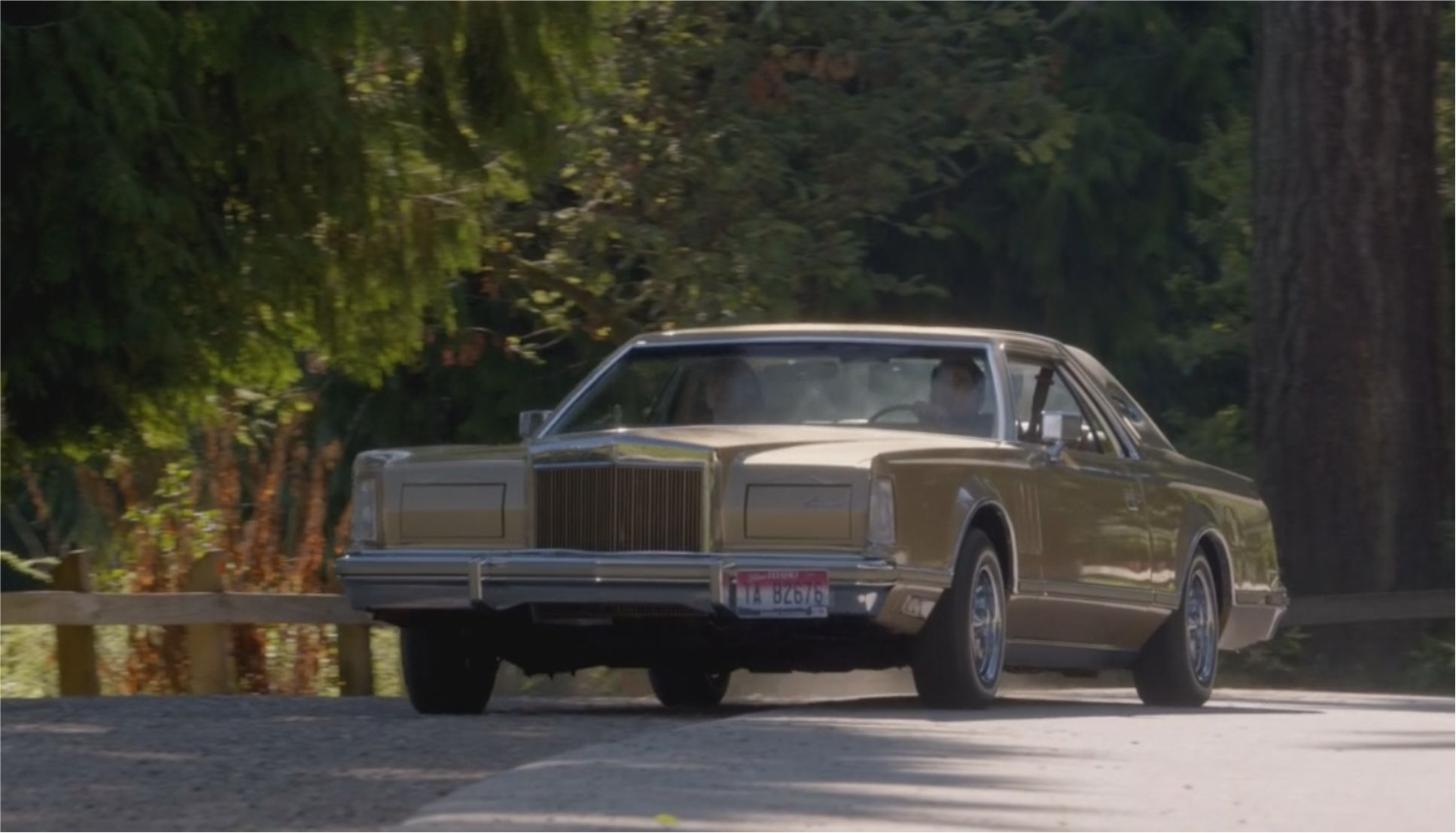 Castiel S Car Supernatural