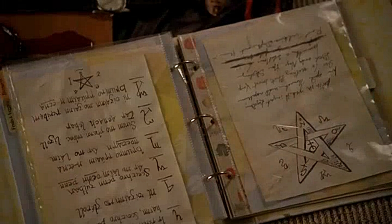 book of the dead supernatural