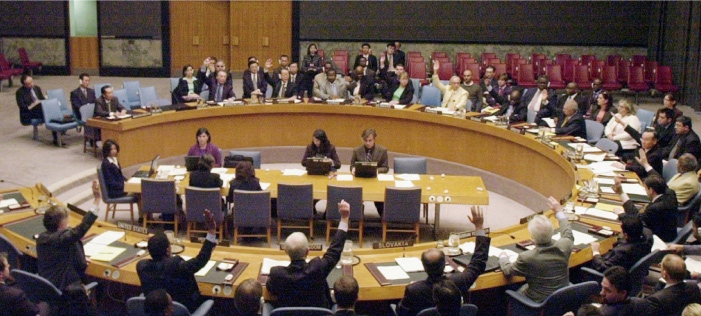 United Nations Security Council Resolution 1718