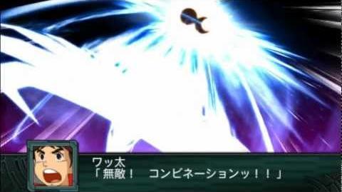 SRW Z2 Saisei Hen Zambot 3 All Attacks
