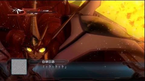 2nd Super Robot Wars OG Valsione-R All Attacks