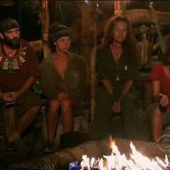 The final four at the penultimate Tribal Council.