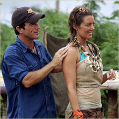 Ami wins her 1st individual immunity.