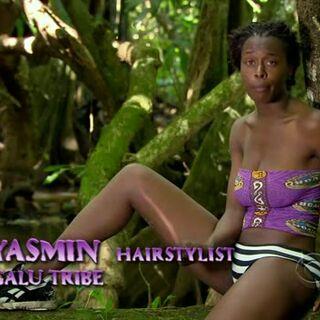 Yasmin making a <a href=