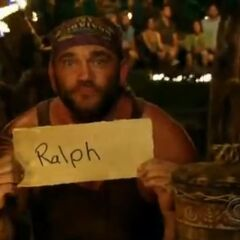 Russel votes for Ralph.