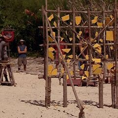 Rory wins the Day 18 Immunity Challenge for Yasur.