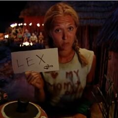 Kelly actually votes against Lex.