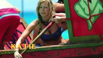 Survivor Blood vs. Water Main Titles Intro HD