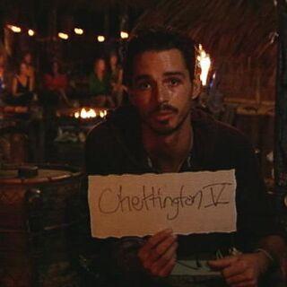 Ozzy votes against Chet