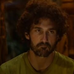 Ethan at Tribal Council