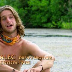 Alec giving a <a href=