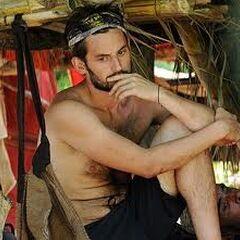 David at Murlonio camp.