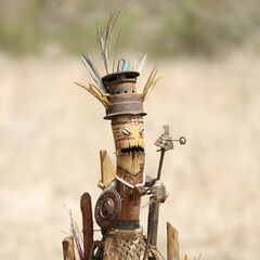 <i>Survivor: Worlds Apart</i> Immunity Idol.