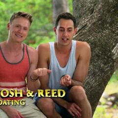 Josh and Reed on <a href=