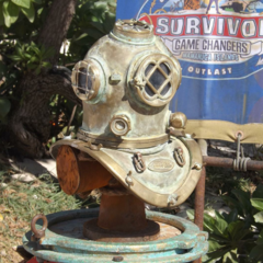 <i>Survivor: Game Changers</i> Immunity Idol.