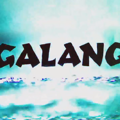 Galang's intro shot.