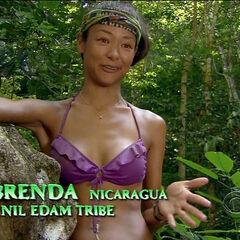 Brenda doing a <a href=