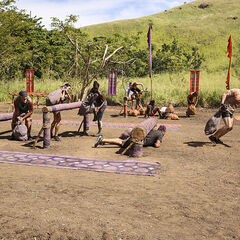 Takali at the third Immunity Challenge, <i><a href=