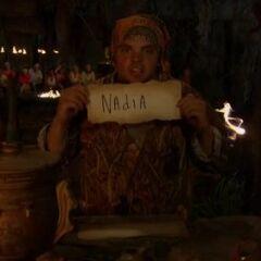 Wes votes against Nadiya.