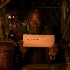 Phillip votes against Corinne.