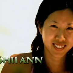 Shii Ann is introduced.