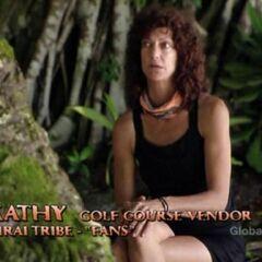 Kathy making a <a href=