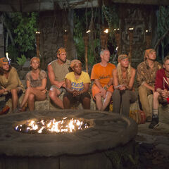 Coyopa's second Tribal Council.